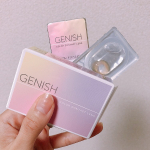 GENISH-ジェニッシュ-#10MayfairDIA/14.5mm使用期限/1ヶ月ジェニッシュを使用させていただきました!#10メイフェアというお色で、透明感のある3トー…のInstagram画像