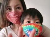 かわいいマスクみーつけた!