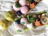 カリカリ小梅で春みたいなピンクの大根手鞠。の画像(3枚目)