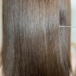 髪質改善💇♀️めっちゃきれいになりました!#髪質改善 #ヘア #Emerire #エメリル #美髪 #美髪ケア #monipla #lit_fanのInstagram画像