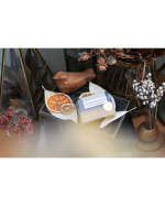 20201024.MARCHEVONクリアソープ アルガン&オイルクレイ ⚐˒˒.石鹸屋さんが製造から包装まで全てやっている手作りのハンドメイド石鹸です 𓂃𓈒𓏸𓍯.アルガン…のInstagram画像