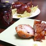 みんな大好き#肉巻きおにぎり に、塩味&旨味調味料として#オリーブの実 を使ってみました♪..【材料】ご飯 約250gすし酢 大さじ2そらみつ オリーブの実 約15g白…のInstagram画像