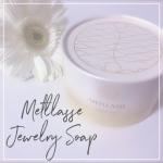 ☕︎︎\ 𝕋𝕙𝕒𝕟𝕜 𝕪𝕠𝕦 ❁⃘*.゚/お久しぶりです😌本日は美容液石鹸の紹介です👀🌟商品名【 #ジュエリーソープ #metllasse …のInstagram画像