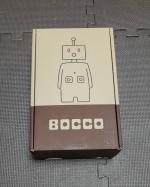 可愛いロボット「BOCCO」が我が家にやってきました♪お留守番ロボットです。アプリ操作で外出先からBOCCOにメッセージを送れます。BOCCOのボタンを押してアプリに返信も出来るから、低学年の…のInstagram画像