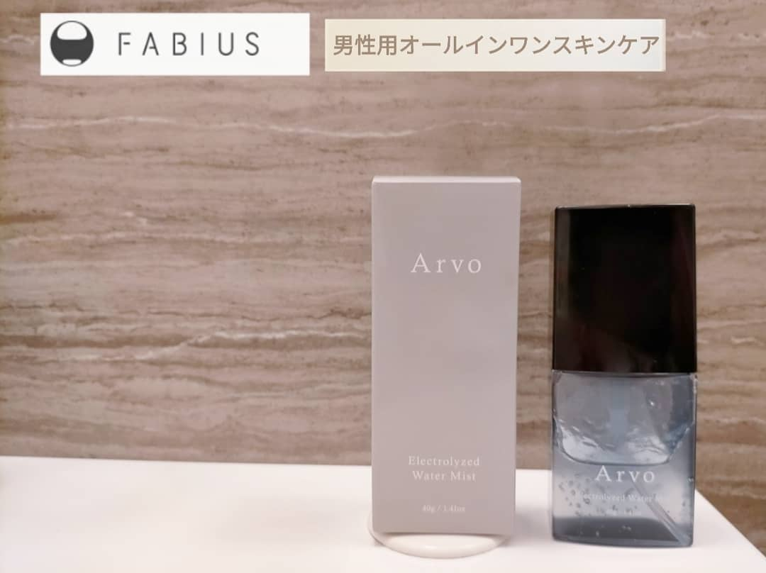 口コミ投稿:..@fabius.jpArvo(アルボ)⸝⋆.ジェルと液体で形状変化する新感覚スキンケア♕エイジン…