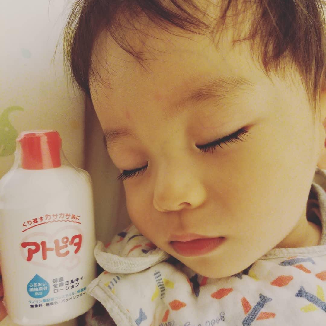 口コミ投稿:丹平製薬様のアトピタ 全身保湿ミルキィローションをお試しさせて頂きました(^^)何…