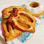 長崎、五島列島のさつまいもペースト(長崎五島産・ごと芋)を頂きました🥰ごと芋ペーストを使って、アップルパイさつまいもとりんごのパウンドケーキを作りました。アップルパイは、パ…のInstagram画像