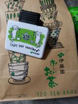 口コミ:【LOHACO限定】伊藤園おーいお茶緑茶ティーバッグ+クリップ付の画像(2枚目)