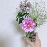 「花のある暮らし⁂medelu」の画像(5枚目)