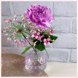 「medeluのお花の定期便で彩りのある毎日を」の画像(5枚目)