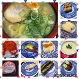 今日の晩ご飯はgoto  eatでくら寿司の画像(2枚目)