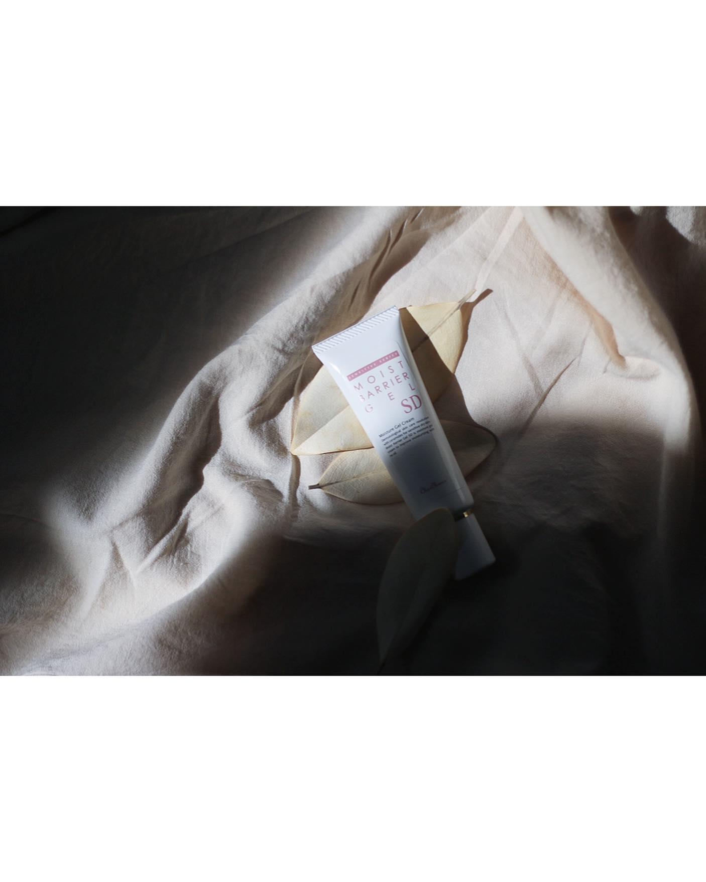 口コミ投稿:20201120.モイストバリアジェル SD ⸝⸝꙳.肌バリアを高めるマルチヒト型セラミド濃度0.…