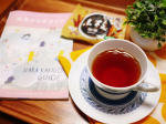 *°夜更かしした時にぴったり♡カフェインレスのアールグレイ。日東紅茶はよく飲むけど、カフェインレスでも安定の美味しさです☺️✨紅茶は、風邪・インフルエンザ予防にも良いから…のInstagram画像