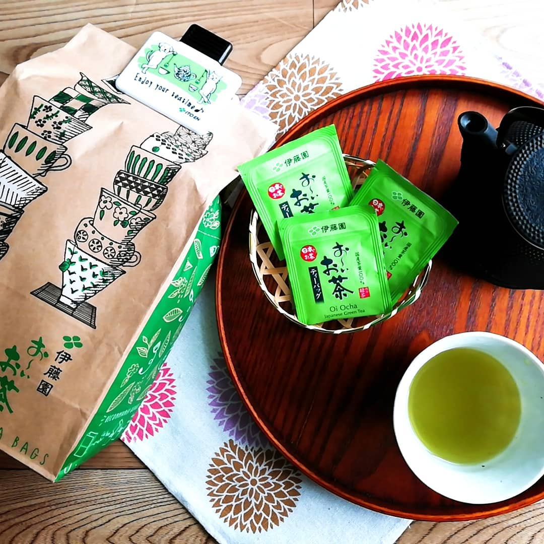 口コミ投稿:ほっとbreak time✨普段コーヒー☕派の私ですが最近は緑茶🍵緑茶に含まれる#カテキン …