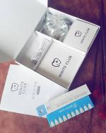 おうちで簡単にできる歯のセルフホワイトニング🙆✨#スパークリングイレーサー  を使ってみました💗ホワイトニング専門店が考えた本格派ホームケアです💓クリニックに通わなくても、自宅で自…のInstagram画像