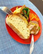 連休中の朝ごはん。息子はこれにプラスで安定の青汁笑#スクスクのっぽくん #こどもフルーツ青汁 #はなかっぱ #乳酸菌 #野菜嫌い #monipla #sukusukunoppokun_fa…のInstagram画像