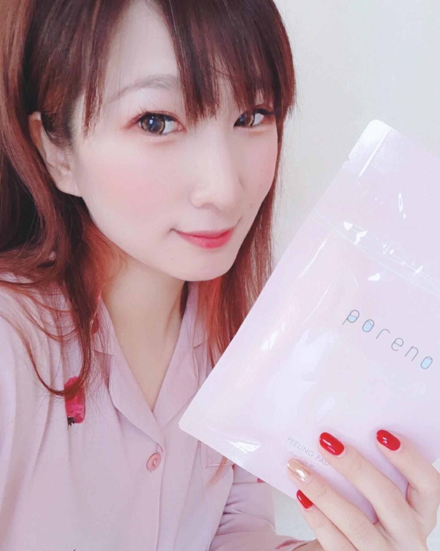 口コミ投稿:.8月に新発売した朝用洗顔シート【ピーリングパッド ポアノ (poreno)】洗顔+化粧水…