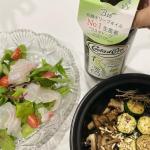 オリーブ本来の香りや味わいが楽しめる、有機エクストラヴァージンオリーブオイル ノンフィルター✨有機オリーブオイルで有名なコスタドーロがこだわり抜いたノンフィルター(無濾過)のオリーブオイルで…のInstagram画像