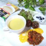 「スープでコラーゲン♪「ニッタバイオラボ コーン/トマトクリームスープの素」」の画像(6枚目)