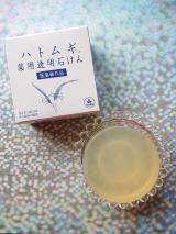 口コミ記事「ハトムギ薬用透明石けん-Bubu'sRe-reviews」の画像