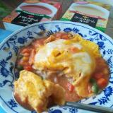 「スープでコラーゲン♪「ニッタバイオラボ コーン/トマトクリームスープの素」」の画像(3枚目)