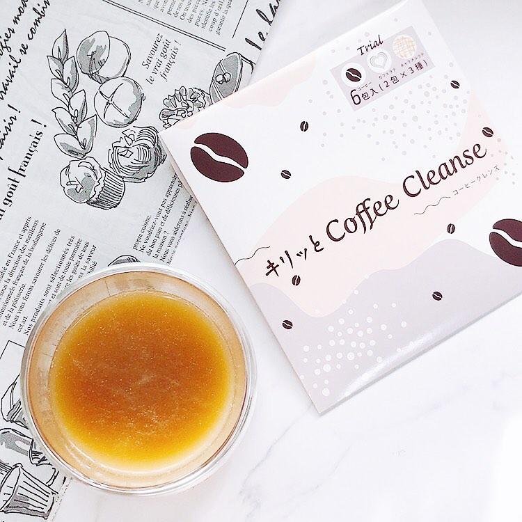 口コミ投稿:⋆Dr.Coffee ☕️今話題の菌活で、インスタでもよく見ていて、今回お試しさせてい…