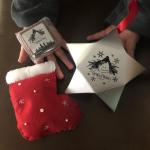 ファットウィッチベーカリーさんのクリスマス限定オーナメントをお試しさせて頂きました🤗星形でワクワクするような可愛さ🎄ゴールドバージョンもあるようです😊ブラウニー自体も濃厚で美味しい😆💗幸せ…のInstagram画像