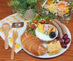 #あさごはん #あさごぱん #朝ごパン #朝ごはん #朝ごはんプレート #ワンプレート #henoheno #pono #フローズンフルーツ #スムージー #おいしく食べて社会貢献 #フードロス削減 …のInstagram画像
