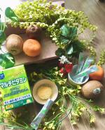 ビタミン足りてますか〜😃私は、最近寒さのストレスでビタミン放出が気になるので、サプリで補給✊☘..井藤漢方製薬の@itohkampo.official 【サプリル マル…のInstagram画像