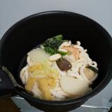 ぬくぬく〜こたつで食べる☆キンレイの鍋焼うどんの画像(5枚目)