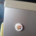 好きな写真が缶バッジにできるサービスです☺️#みんなのバッジ #缶バッジ #缶バッジ作り #マグネット #DIY #monipla #cms_fanのInstagram画像
