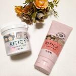 RITICA(リティカ)ボディフィットスクラブ コーラルハンド&ボディクリーム パールRITICA(リティカ)は、自然の恵みから抽出される美容成分を配合したナチュラ…のInstagram画像