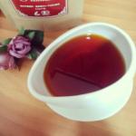 最高級オーガニック茶葉のプレミアムルイボスティー。ノンカフェインだから、好きな時に飲めるのがいい。実はルイボスティー・・・初体験。クセや苦味がないから紅茶が苦手な男性にもオススメ。…のInstagram画像