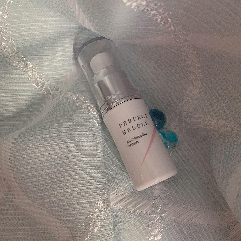 口コミ投稿:💆🏻♀️.「塗るマイクロニードル」.小さな小さな針が美容成分を肌の奥まで届けてくれる…