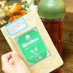 """蒸気を使うことであえて発酵を止めた日本茶のような製法でつくった""""生葉(ナマハ)ルイボスティー"""".タイガーのルイボスティーはオーガニック認証を取得した最高級グレードの茶葉を100%使用!こだ…のInstagram画像"""