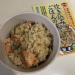 海の精 炊き込みごはんの味を使って炊き込みごはんを作ってみました!炊き込みごはんの味とお米、具材を一緒に炊き込むだけで美味しい炊き込みごはんの出来上がりです♪海の精+しょうゆ+出汁の伝統の…のInstagram画像