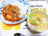 「☆まるさん『万能洋食コンソメ』で本格チキンポトフ☆」の画像(6枚目)