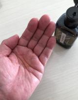 ガサガサの踵に美容液並みのローションの画像(2枚目)