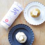 じゃがバター❤️大同電鍋で蒸したらめちゃくちゃ美味しい!これでもか!!とかけたマヨネーズは、【LOHACO限定】卵のコク味わう カロリーハーフのマヨネーズ 310g@lohac…のInstagram画像