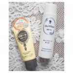 ロゼット洗顔パスタ ガスールブライト / Ms.White 薬用ブライトニングローション 使った感想🎀 ..≪ロゼット洗顔パスタ≫ハーブのやさしい香りがします。そんなに強くない香り🌿 …のInstagram画像