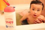 これからの乾燥の時期!.とても助かるアトピタの薬用保湿入浴剤をお試しさせていただきました☺️..保湿クリームは塗るもののお風呂上がりは乾燥が気になるところ😅.肌も強い方では…のInstagram画像
