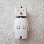 スマホアプリと連動させて家にいる家族とコミュニケーションが取れる、かわいいロボット♥「BOCCO」私がスマホからメッセージを送ると受け取ったBOCCOが話してくれます📣また、向かっ…のInstagram画像