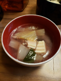 「具だくさん味噌汁」の画像(2枚目)