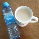Roasted tea au lait, December 2020Very mild & smooth のInstagram画像