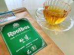 最近ハマってるルイボスティー😌✨…ルイボスティーの中でも、オーガニック認証を取得した最高級グレードの茶葉を100%使用されたルイボスティー🤩…日本茶の製法『遠赤焙煎』で作ら…のInstagram画像