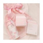 ༝ ༝ ༝ ✧ ▹  G9スキン ピンクシリーズピンクの G9で 透明感のある白肌へ_________________・すべすべ肌をキープす…のInstagram画像
