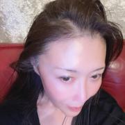 「白髪写真」★新商品モニター★白髪・薄毛を隠せるヘアファンデーション使って画像投稿~の投稿画像