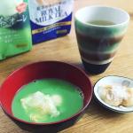 おもちスイーツ✨お正月に買ったお餅のアレンジに‼️日東紅茶様( @nittohblacktea.jp )に頂いた抹茶オーレとロイヤルミルクティーを使いました💡濃い目の抹…のInstagram画像