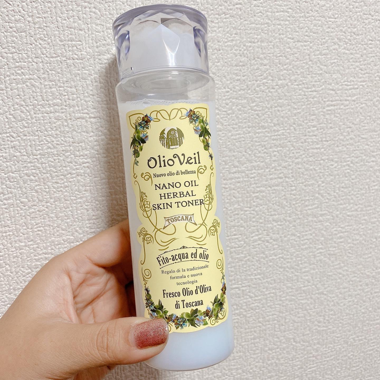 口コミ投稿:オーリオ・ベール Olio Veil #オールインワン化粧水 使用レポ✍*最近コロナがまた多く…
