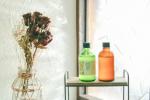 .以前から愛用しているPrimoOrdine(プリモディーネ)様のVCアロマウォータリーセラムN♡緑色の方の瓶ね。手に取ると柑橘系の香りでリラックスでき肌につけるとしっとり…のInstagram画像